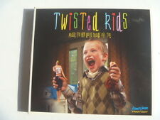 TWISTED KIDS ATMOSPHERE DIGIPAK RARE LIBRARY MUSIC SOUNDS CD