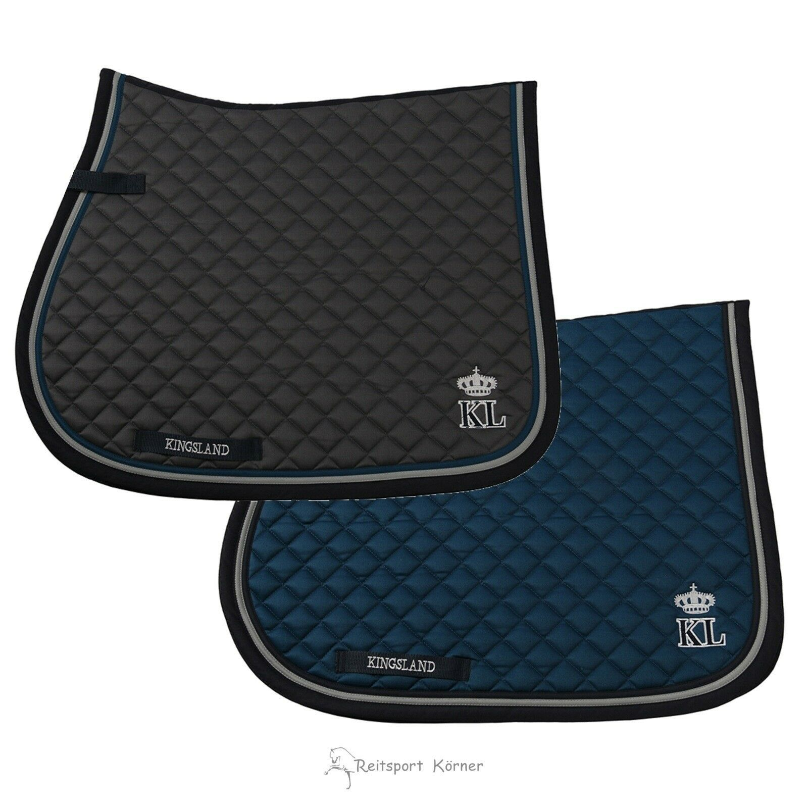 Kingsland decrépita Grove, Saddle Pad con KL-Patch
