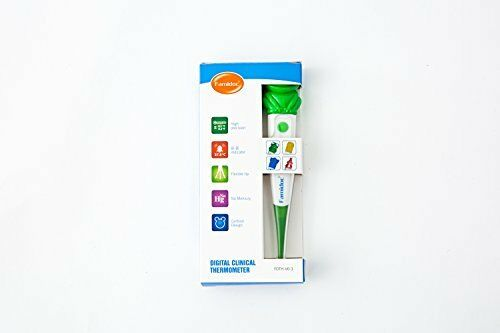 Digital LCD Medical Clinical Body Thermometer Measure Temperature Child /& Adult