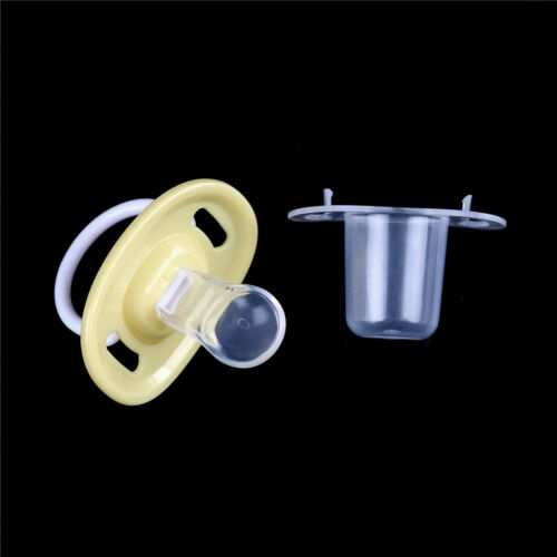 Newborn Baby Kid Orthodontic Dummy Pacifier Infant Silicone Teat Nipple SoothVX