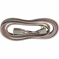 Compucessory Heavy Duty Extension Cord 15' Gray 25147 on Sale