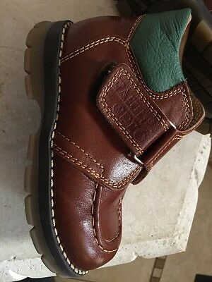 Junge Schuhe Leder 22 Orthopäden