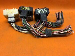 WIRING HARNESS PLUGS CONNECTOR 97 DODGE RAM 3.9 AT ECU PCM ECM P56040385AC  | eBayeBay