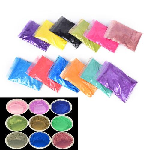 50g DIY Mineral Mica   Soap Dye Glittering Soap Colorant Pearl  SP