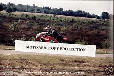 A4-S0109-PHOTO BARRY SHEENE DERBI 250 DUTCH TT ASSEN 1971 RENNSTRECKE