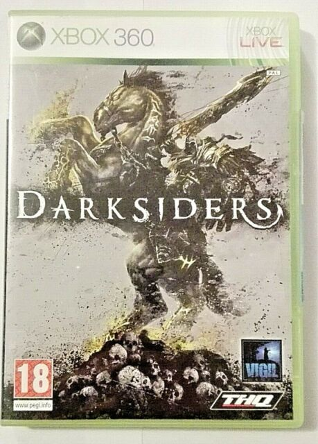 Darksiders - Xbox 360 - PAL