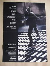 ÜBER DEN DÄCHERN VON NIZZA Aushangfotos Lobbycard ALFRED HITCHCOCK Cary Grant WA