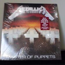 Master of Puppets [LP] by Metallica (Vinyl, Aug-2014, Rhino (Label))