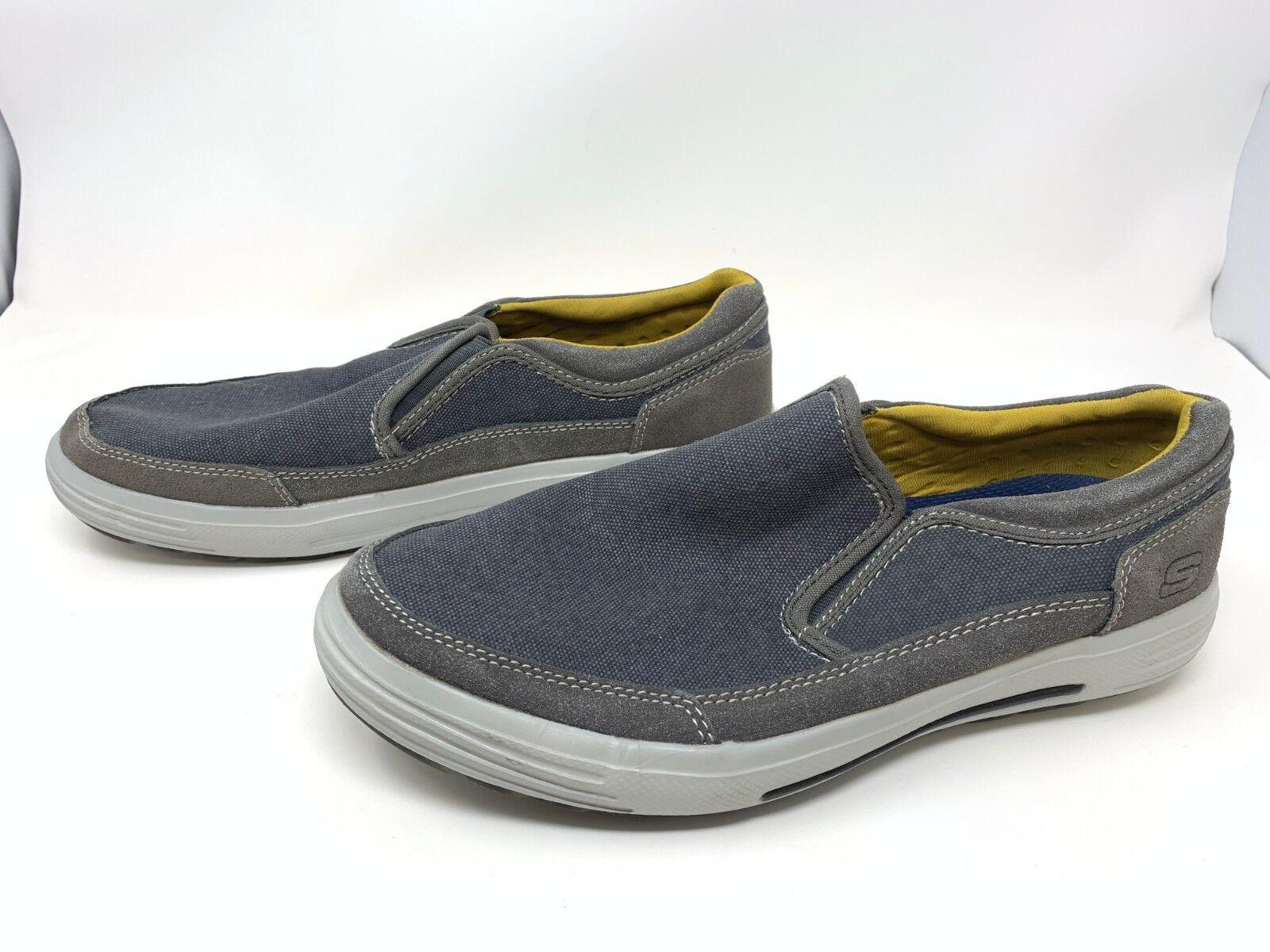 Mens Skechers (64945) PORTER COMPEN comfort sneakers (14P)