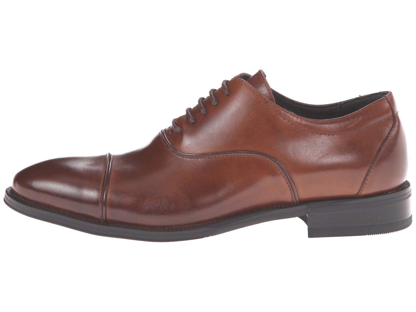 migliori prezzi e stili più freschi Stacy Adams Kordell Cognac Uomo Uomo Uomo Leather Oxford 24919-221  profitto zero