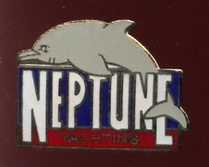 RARE-PINS-PIN-039-S-ANIMAL-DAUPHIN-DOLPHIN-PRESSE-MAGAZINE-BATEAU-YACHTING-CD