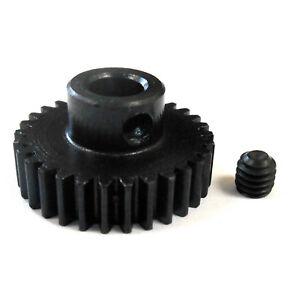 Aimable L630b Module 0.6 0,6 M 30t 30 Teeth Dent Pignon De Moteur Noir 540 5mm Trou DernièRe Technologie