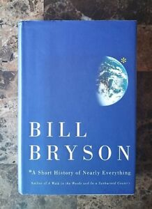 Bill Hardback Book The by Bryson Bryson A Short History Of Nearly Everything