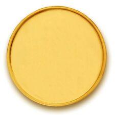 P.N.Gadgil 1 gms, 24k (995) , Plain Gold Coin