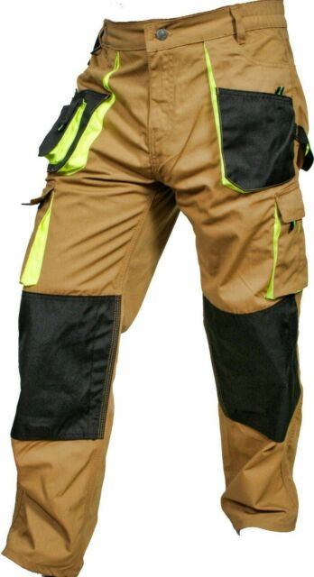 6205 RuffWork Cordura® Work Trousers Holster Pockets