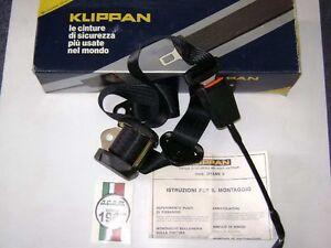 negozio online 100% autentico vendita calda a buon mercato Details about Cinture di sicurezza Klippan con arrotolatore Citroen Dyane 6