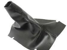 Fits 1982-1988 BMW E28 PVC Leather Manual Shift Boot Cover Black