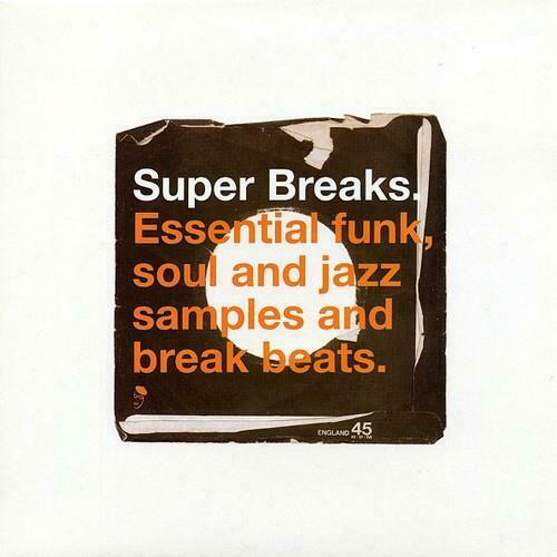 Super Breaks Volume 1 NEU & VERSIEGELT Jazz funk soul Break Beats 2x LP Vinyl (BGP)