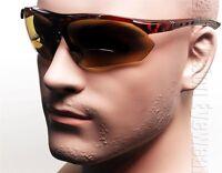 Motorcycle Sports Wrap Bifocal Reading Smoke Lens Magnifier Sunglasses 419r