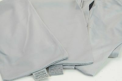 Black Microfiber Sunglass Cleaning Bags Wholesale High Quality Lots of 12-60