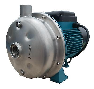 IBO CPM34 INOX Pompe industrielle 2HP pour EAU GLYCOL Chauffage Drainage Pression