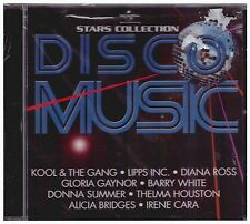 70's DISCO MUSIC DANCE CD: VARIOUS ARTISTS STAR COLLECTION FREE SHIPPING