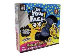 Image Is Loading Prank Set Gags Amp Tricks Kids Joke Stocking