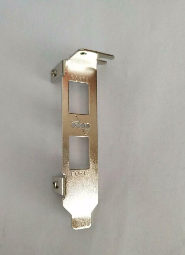 LOW Bracket for Mellanox MCX314A-BCBT 544QSFP 656089-001 661685-001