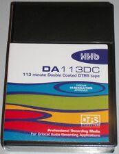 HHB PROFESSIONAL 60 MINUTE DA60 DTRS MASTER TAPE 10 PACK BRAND NEW