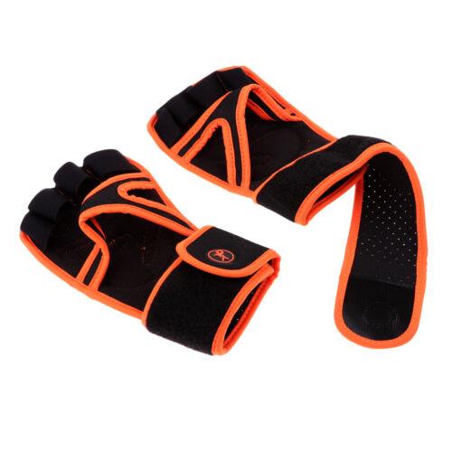 Unisex Fitness Handschuhe Trainingshandschuhe Neopren Handschuh mit