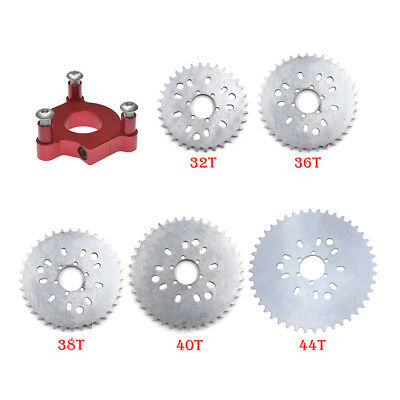 Custom-made Multifunction 36T Sprocket Fit 80cc 66cc 60cc Gas Engine Motor Bikes