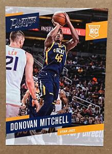 Donovan-Mitchell-RC-2017-18-Panini-Prestige-Rookie-Utah-Jazz-163