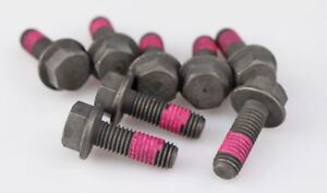 Details about Mini One GS5-52BG Getrag gearbox diff differential bolt bolts  set