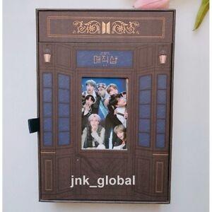 Detrás de la escena 5th Muster Magic Shop DVD 4 Dvd + Caja Completa + no hay foto tarjeta + Adhesivo Gratuito