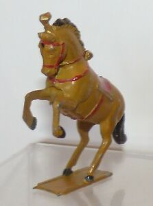YY21-Charbens-pre-WW2-lead-Circus-Liberty-Horse-VG-original-Condition