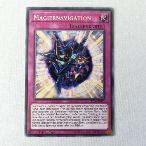 Magiernavigation Kreis der Magier Ewige Seele 9 Karten Set Magierdeck deutsch