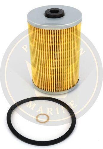 Fuel filter kit for Yanmar 6LY-STE UTE 6LYA 6LYM 6LY2 6LY3 RO 41650-502330