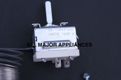 POL667W POL662S Westinghouse Avondale 161 529 Stove Oven Thermostat POL662W