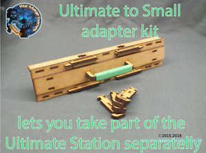 ultimate to small adapter kit for portable paint station ebay