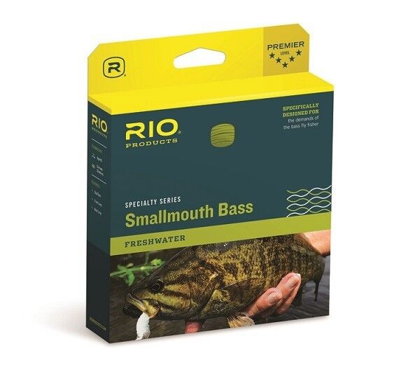 RIO Smallmouth Bass Fly Line - WF8F - New