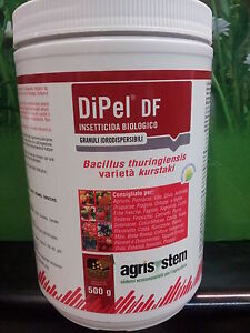 BACILLUS-THURINGIENSIS-KURSTAKI-INSECTICIDE-BIOLOGICAL-500-G-DIPEL-DF