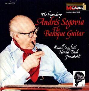 The Segovia Collection, Vol. 4 - Andrés Segovia (CD)