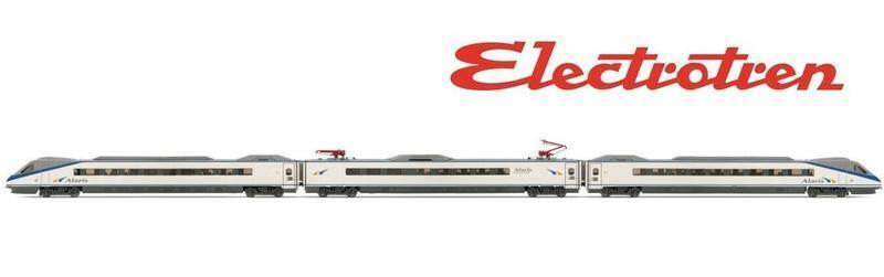 H0 escala 1:87 trenes Electrotren E-3465 RENFE locomotora Alaris Grande Lineas