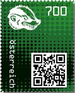 Crypto-Stamp-2-0-Honigdachs-Gruen-Postfrisch-AUSVERKAUFT