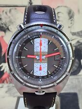 Extremely rare Breitling Pupitre  BullHead Pult Chronograph Cal.12  , 90 Buren