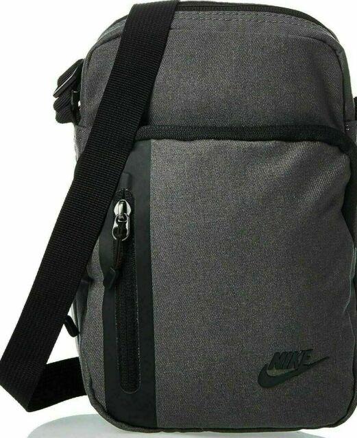 Alfabeto Perth Blackborough Nacional  Nike Core Small Items 3.0 Messenger Tech Shoulder Bag Black Ba5268 for sale  online   eBay