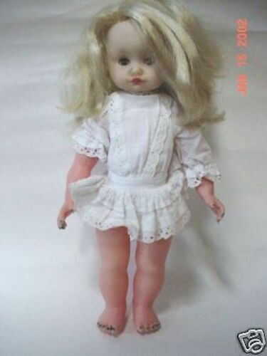"14"" VINTAGE ? ITALY Doll"