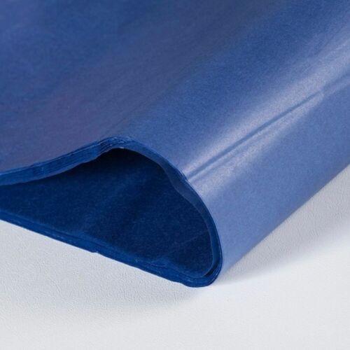 Royal Blue Tissue Paper 500 x 750mm 14gsm