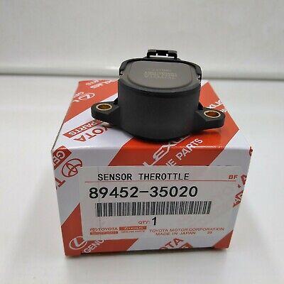 OEM Throttle Position Sensor Fit for Toyota Corolla Tacoma Matrix 89452-35020