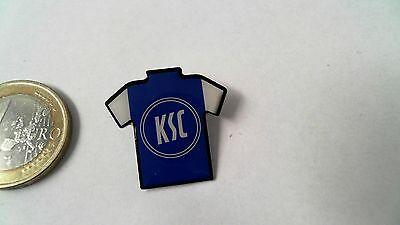 Ksc Karlsruher Sc Logo Trikot Pin Badge Blau Gute WäRmeerhaltung